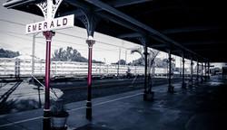 Emerald Train Station