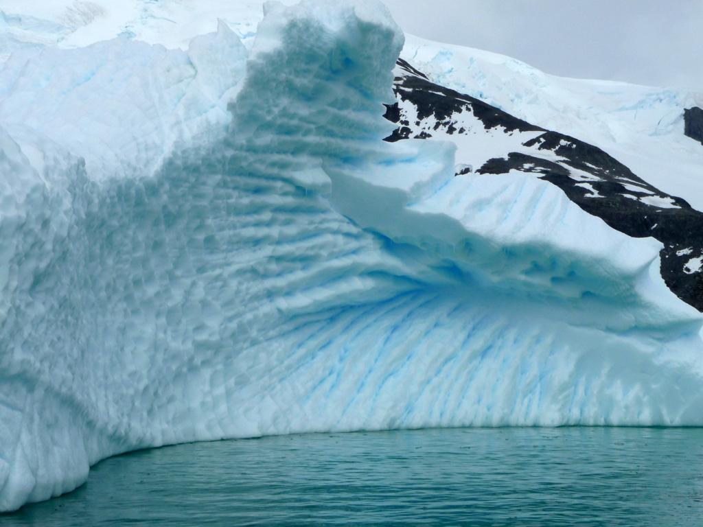 Glacial Underside