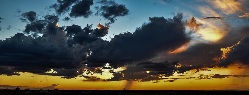 Tanami Sunset