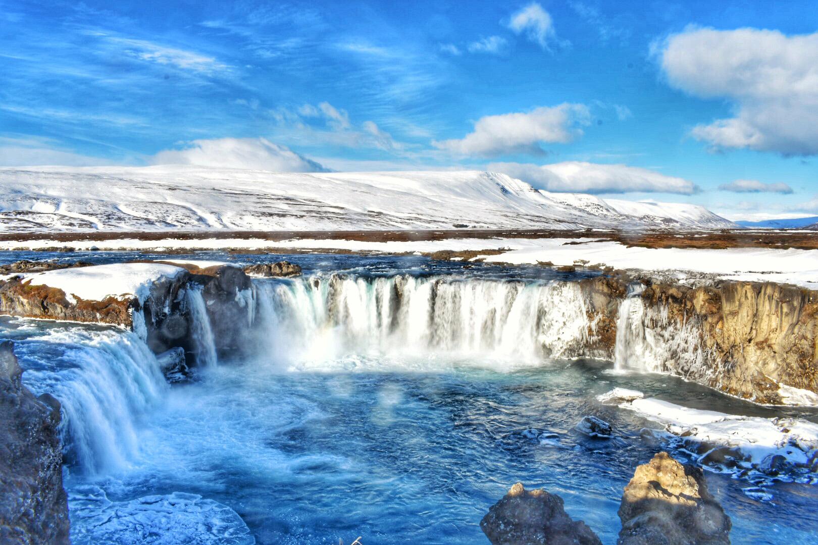 Icelandic Falls