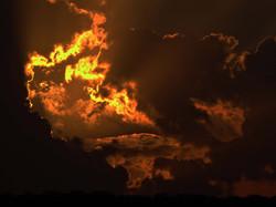 Fire in the Sky Blackdown