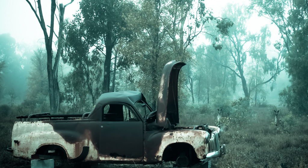Pritchard Old Car