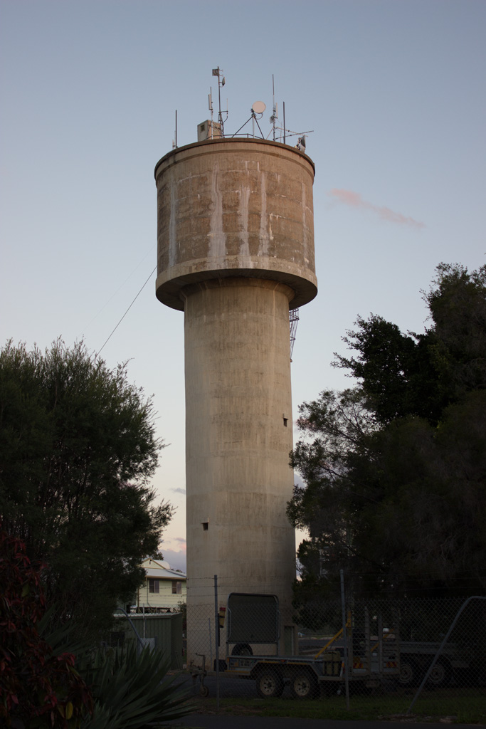 08 Water Tower