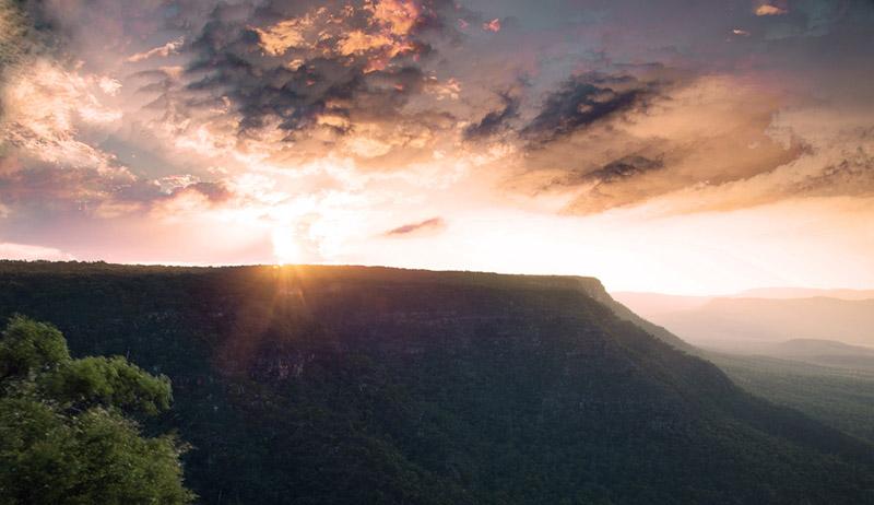 Lighten Sunset