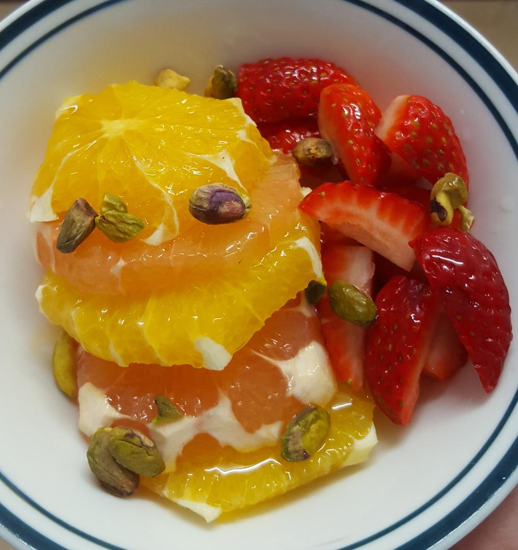 Citrus Plate