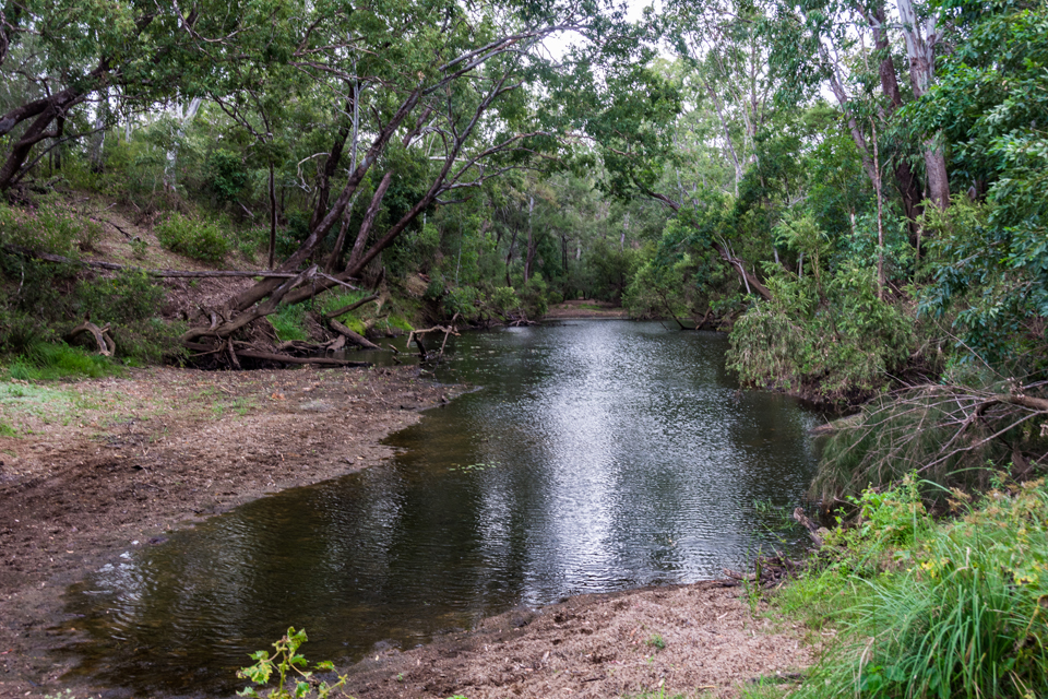 Goodedulla Creek