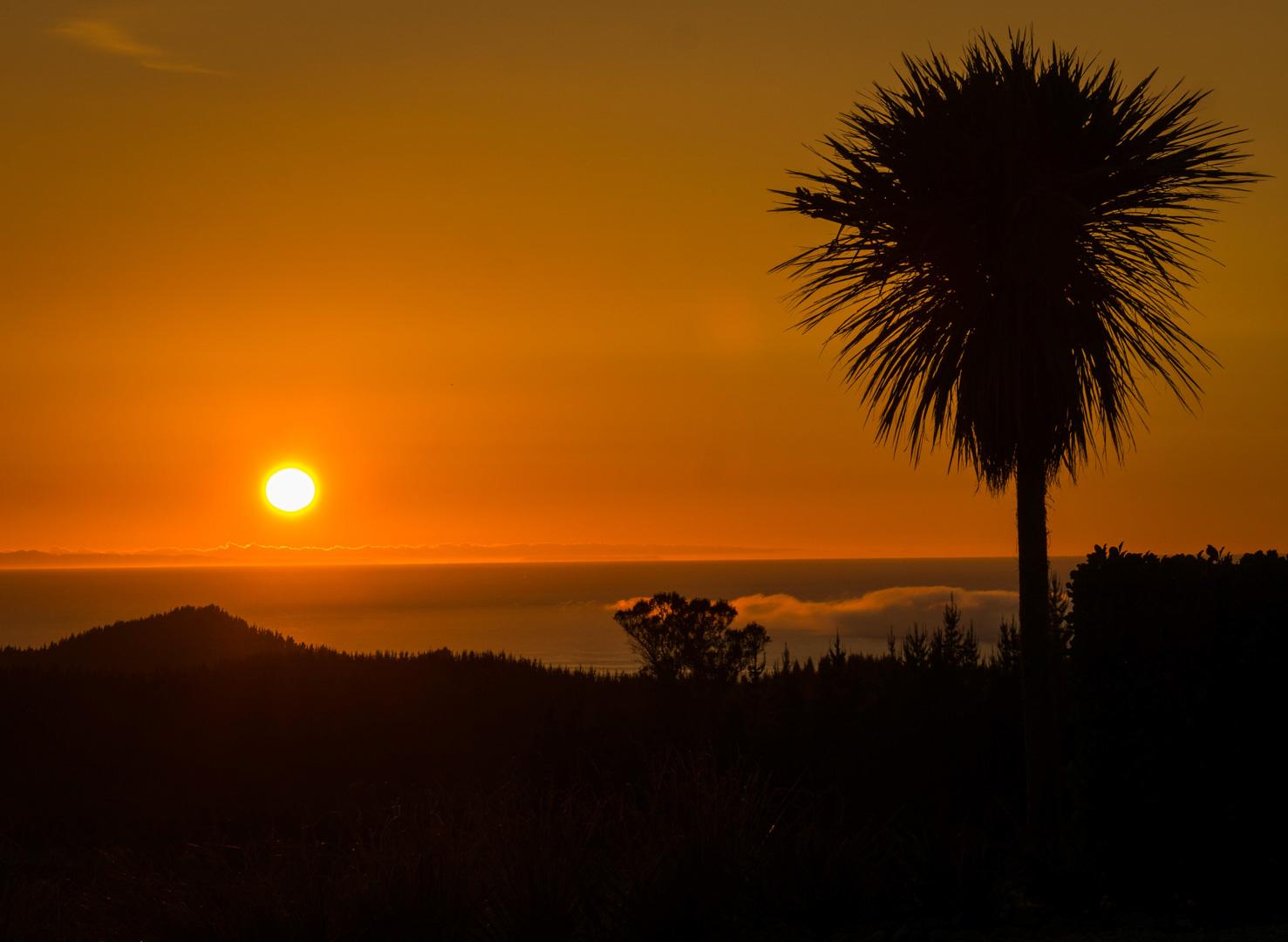 Sunrise NZ Style