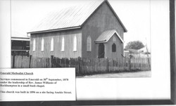 20 Emerald Methodist Church