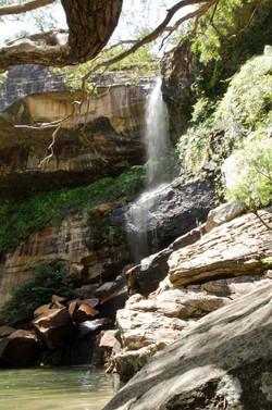 Blackdown Waterfall