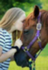 horse kisses.jfif
