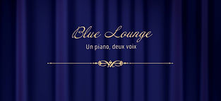 Blue Lounge Duo