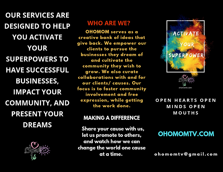 Activate your Superpowers with OHOHOM.pn