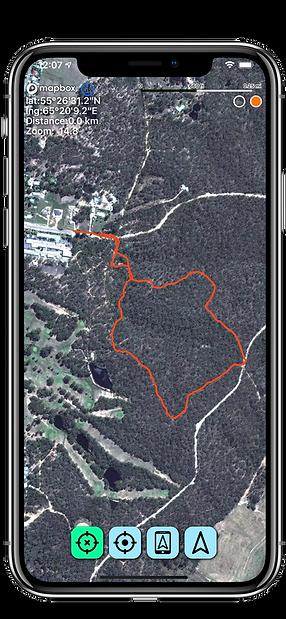GPX Offline Tracker