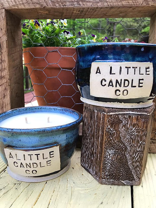 Pottery Candles
