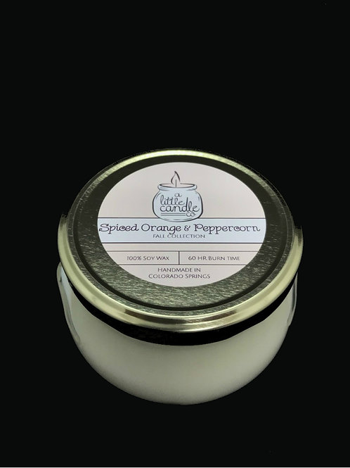Spiced Orange & Peppercorn