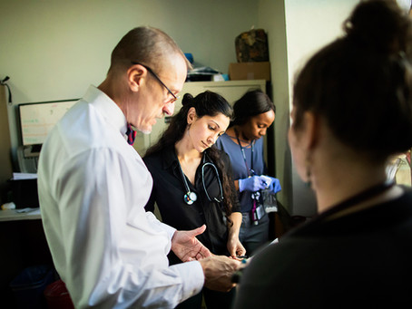 Penn Medicine's Department of Emergency Medicine's CECPR takes on Philadelphia's opioid epidemic