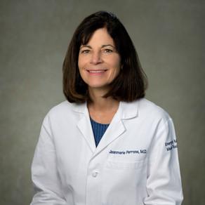 Jeanmarie Perrone, MD Leader in MOUD Study
