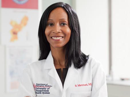Raina Merchant, MD, Named Aspen Institute Health Innovator Fellow