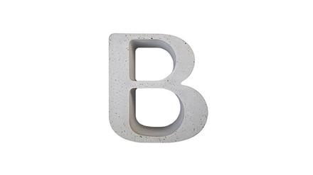 Le voilà notre nouveau B