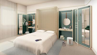 Hotel Lab : Suite Case