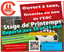 Report du Stage de printemps U11 et U13 aux 14 et 15 mai