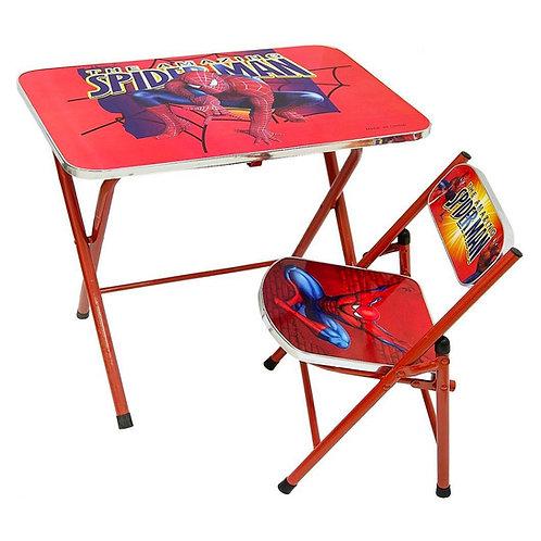 Սեղան աթոռիկով Spiderman