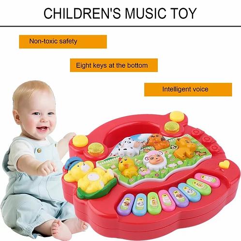 Մանկական խաղալիք սինթեզատոր
