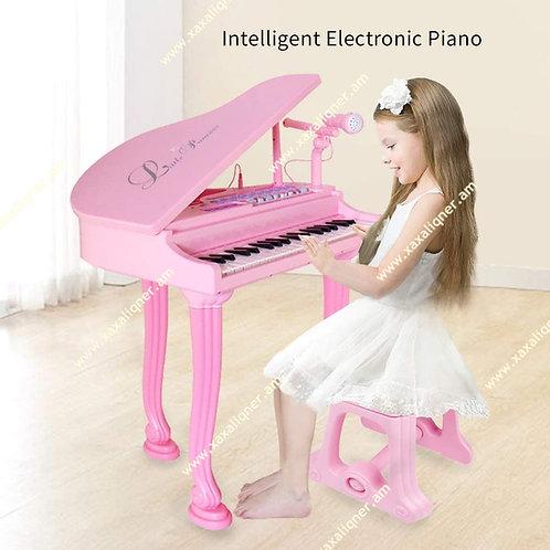 """Մանկական դաշնամուր աթոռիկով """"Piano"""""""