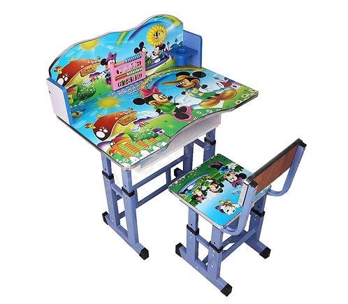 """Մանկական գրասեղան իր աթոռով """"Mickey Mouse"""""""