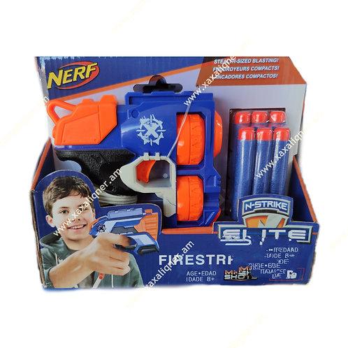 """Մանկական զենք փափուկ փամփուշտներով """"Nerf"""""""