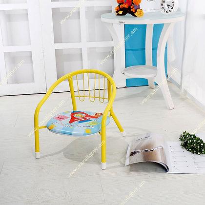 Մանկական մետաղյա աթոռիկ