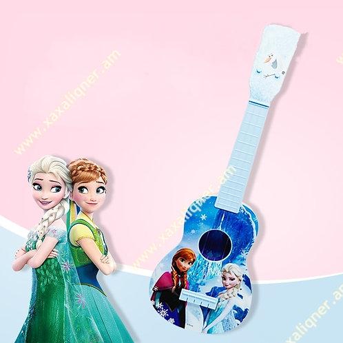 """Մանկական կիթառ """"Frozen"""""""