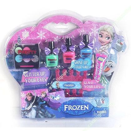 """Մանկական կոսմետիկա և մատնահարդարման հավաքածու """"Frozen"""""""