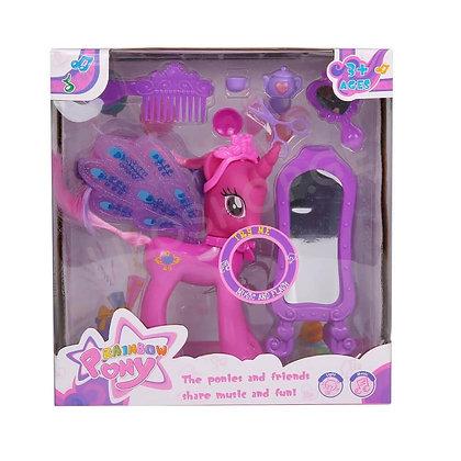 Լուսավորվող Pony հավաքածու