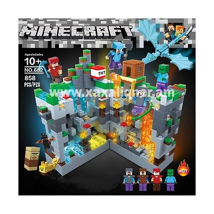 Կոնստրուկտոր Minecraft