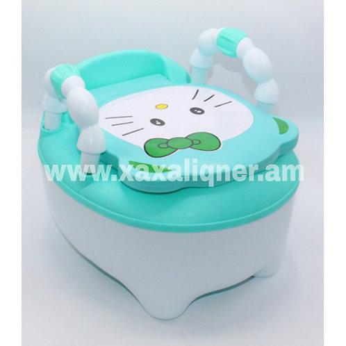 Մանկական գիշերանոթ Hello Kitty