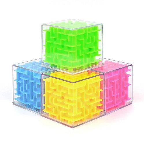 Լաբիրինթ 3D Maze Cube