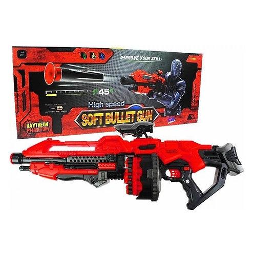 Զենք SOFT BULLET GUN