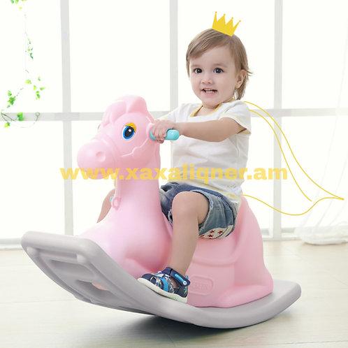 Մանկական ճոճանակ ձի