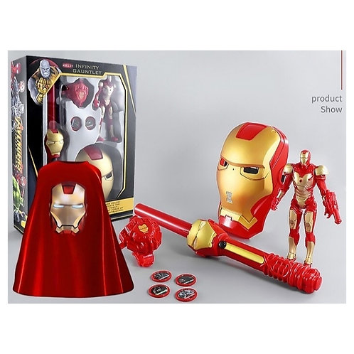 "Հավաքածու ""iron man"""