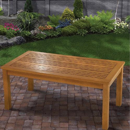 FSC Eucalyptus Grandis Wood Coffee Table
