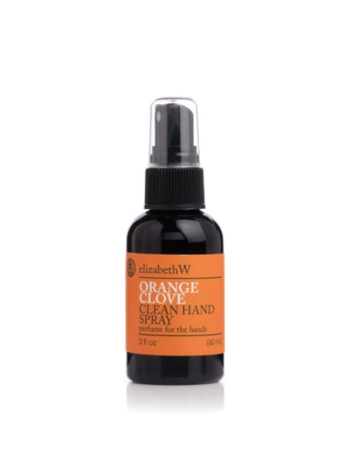 Orange Clove Clean Hand Spray 2 oz