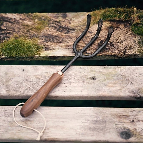 Barebones Cultivator Hand Tool