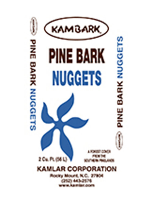 Pine Bark Nuggets 2 cu ft