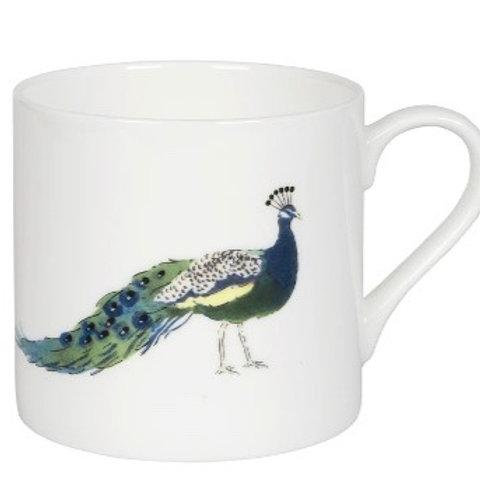Peacock Solo Mug Small