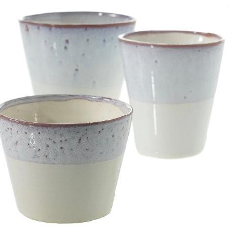 Tall Lilac Pot 5.5 inch