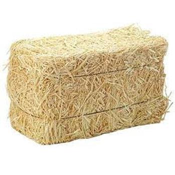 Bale Straw  4 cu ft