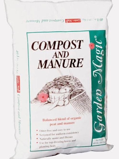 Garden Soil Compost & Manure