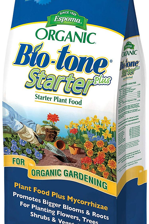 Bio-Tone Starter Plus 4lb