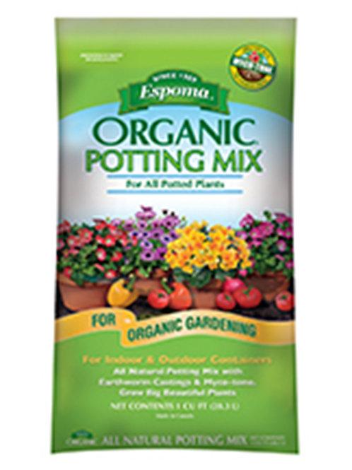 Espoma Potting Soil 2 cu ft
